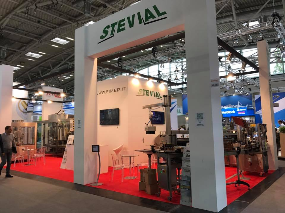 Salon drinktec munich 2017 stevial for Salon de l industrie 2017